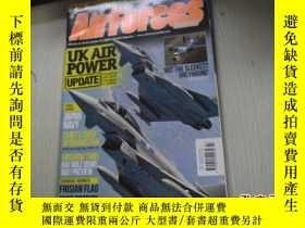 二手書博民逛書店Airforces罕見JULY 2012Y18429 AIR F