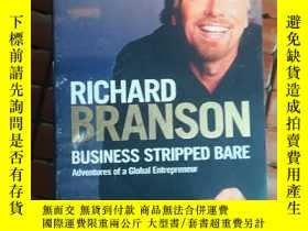 二手書博民逛書店Business罕見Stripped BareY206777 R