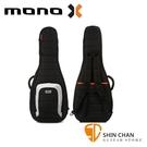 美國MONO 36吋民謠吉他袋 STANDARD PARLOR M80-AP-BLK 旅行吉他 木吉他袋 黑色 超厚內裡