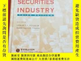 二手書博民逛書店THE罕見HONG KONG SECURITIES INDUST