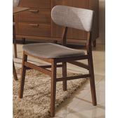 餐椅 化妝椅 吧台椅。丹麥餐椅H01-753-4【伊家伊生活美學】