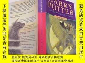 二手書博民逛書店HARRY罕見POTTER AND THE PRISONER OF AZKABAN: 哈利波特與阿茲卡班的囚犯