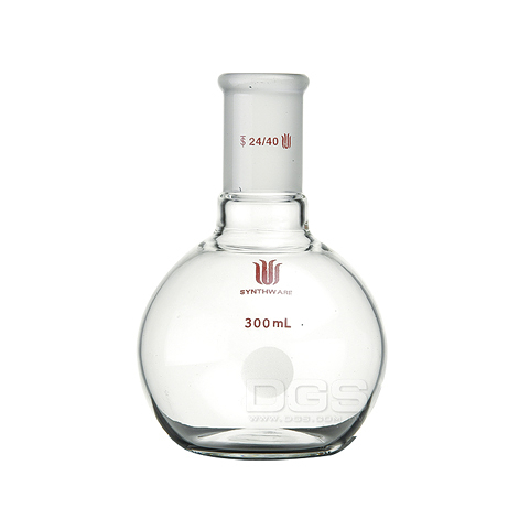 平底燒瓶具磨口 Flask, Flat Bottom, with Joint
