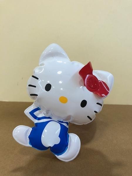 【震撼精品百貨】Hello Kitty 凱蒂貓~凱蒂貓造型充氣手臂護圈