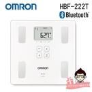 ORMON歐姆龍藍芽體脂計 HBF-22...