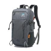 戶外運動背包大容量旅行雙肩包徒步登山背包28L送防雨罩【快速出貨】