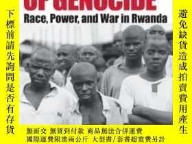 二手書博民逛書店The罕見Order Of Genocide-種族滅絕秩序Y436638 Scott Straus Corne
