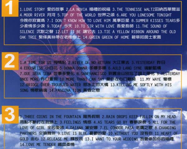 西洋雙鋼琴演奏一 CD 3片裝  (購潮8)