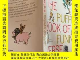 二手書博民逛書店The罕見Puffin Book Of Funny Verse:帕芬滑稽詩集Y200392