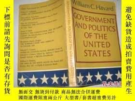 二手書博民逛書店GOVERNMENT罕見AND POLITICS OF THE