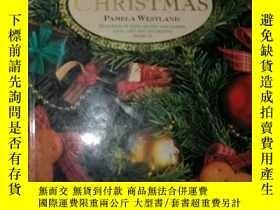 二手書博民逛書店CELEBRATING罕見CHRISTMAS慶祝聖誕節 帶書衣精