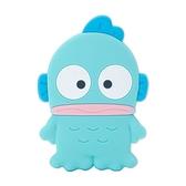 小禮堂 人魚漢頓 造型矽膠隨身鏡 (藍站姿款) 4550337-92385