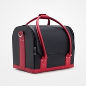 LRYX箱包 化妝箱-PU大容量多隔層美甲美妝專業工具箱2色