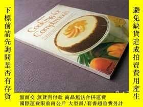 二手書博民逛書店Cooking罕見For Compliments (英語)Y27