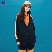 【秋冬降價款】American Bluedeer - V領針織外套(魅力價) 秋冬新款