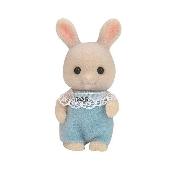 森林家族 牛奶兔嬰兒 16602 (EPOCH)