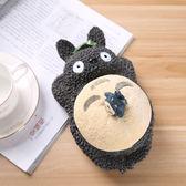 煙灰缸 創意客廳臥室個性可愛韓國潮流防燙龍貓禮物多功能
