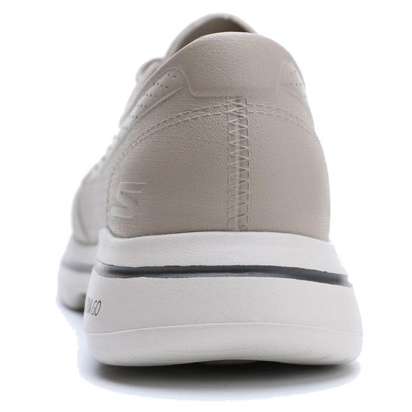 SKECHERS 休閒鞋 水鞋 GO WALK 5 CRUSIER 防水 卡其 男 (布魯克林) 243001TPE