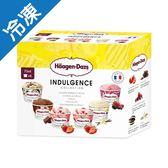 哈根達斯 迷你杯甜蜜寵愛六入組 (75ml*6入/盒)【愛買冷凍】