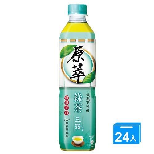 原萃綠茶玉露580ml x 24【愛買】