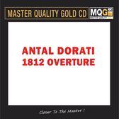 【停看聽音響唱片】【MQGCD】ANTAL DORATI:1812 OVERTURE