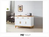 【MK億騰傢俱】ES701-02寶格麗4尺餐櫃下座