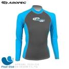 【零碼出清】AROPEC 2mm保暖型水母衣(女) 細鯊萊克衣 台灣品牌(恕不退換貨)