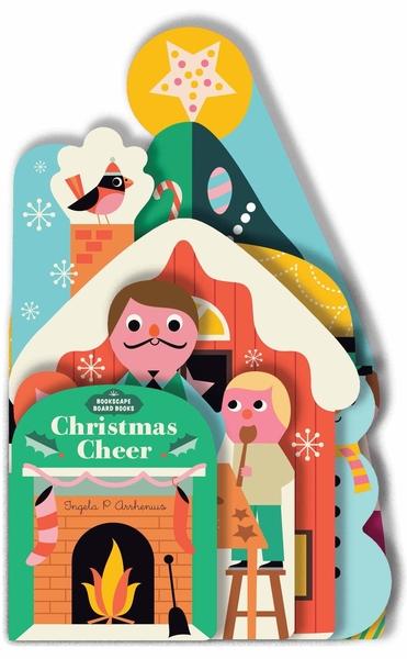 Bookscape Board Books:Christmas Cheer 聖誕節慶造型書