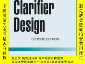 二手書博民逛書店Clarifier罕見Design: Wef Manual Of Practice No. Fd-8Y3077