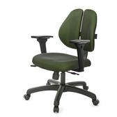 GXG 人體工學 雙背椅 (3D升降扶手) TW-2991 E9#訂購備註顏色