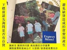 二手書博民逛書店Georgia罕見Tech(1992-93 GENERAL CA