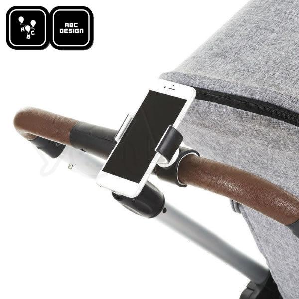 德國 ABC Design 手機固定架 皮革款/超彈力手機架