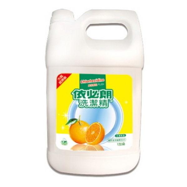 依必朗抗菌柑橘洗潔精(洗碗精)1加侖/桶