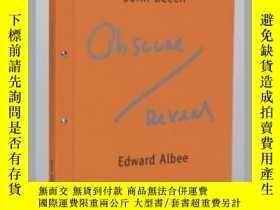 二手書博民逛書店John罕見Beech and Edward Albee: Obscure-RevY237948 John B