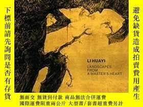 二手書博民逛書店Li罕見Huayi: Landscapes from a Mas