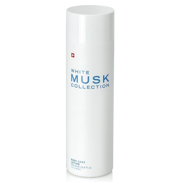 Musk Collection Body Care Lotion 瑞士經典白麝香身體乳 500ml
