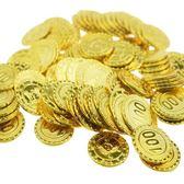 【雙12】全館85折大促海盜尋寶藏假銀幣金幣玩具代錢幣游戲籌碼抽獎活動挖掘道具裝飾