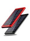 太陽能行動電源 大容量毫安移動電源戶外手機通用迷你小超薄閃充器【快速出貨八折搶購】