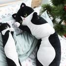 【店長超值推薦6折起】愛黏貓造型抱枕-奇...