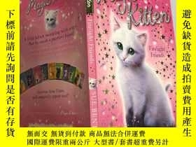二手書博民逛書店magic罕見kitten 魔法小 貓Y200392