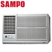 【SAMPO聲寶】10-12坪定頻左吹窗型冷氣AW-PC72L
