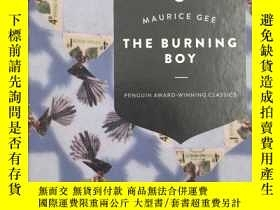 二手書博民逛書店THE罕見BURNING BOYY19139 MAURICE G