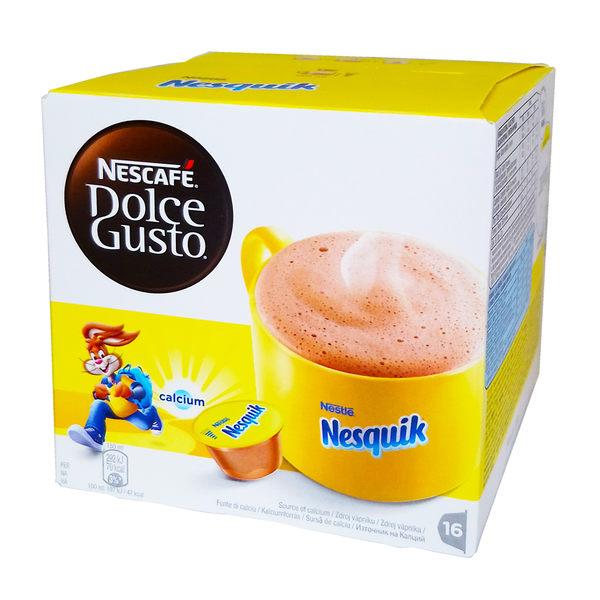 雀巢 DOLCEGUSTO 咖啡膠囊-高鈣巧克力飲品Nesquik