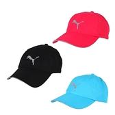 PUMA 棒球帽(鴨舌帽 帽子 老帽 遮陽帽 免運≡排汗專家≡