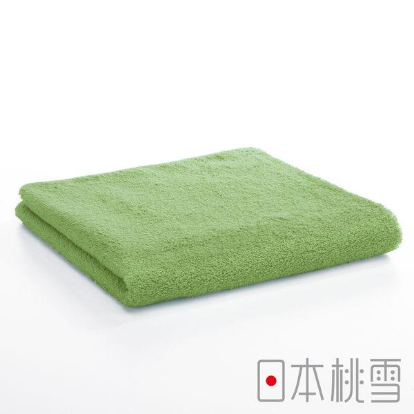 日本桃雪飯店毛巾(抹茶綠)
