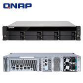 QNAP 威聯通 TS-873U-RP-64G 8Bay NAS 網路儲存伺服器