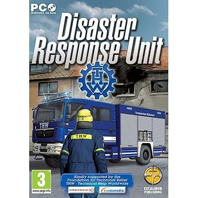 【軟體採Go網】PCGAME-模擬災難應變小組THW  Disaster Response Unit THW Simulator