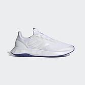 Adidas QT Racer Sport 女款白色運動慢跑鞋-NO.FY5677