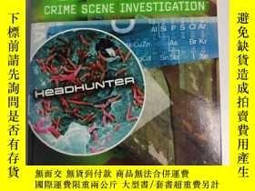 二手書博民逛書店Headhunter:罕見CSI: Crime Scene Investigation 獵頭:CSI:犯罪現場調查