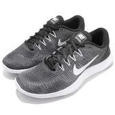 Nike 訓練鞋 Wmns Flex 2018 RN 黑 白 透氣鞋面 彈性外底 低筒 運動鞋 女鞋【PUMP306】 AA7408-001